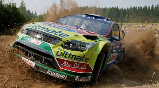 Ford ar putea reveni in WRC
