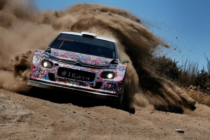 WRC 2017 – video pentru noul sezon