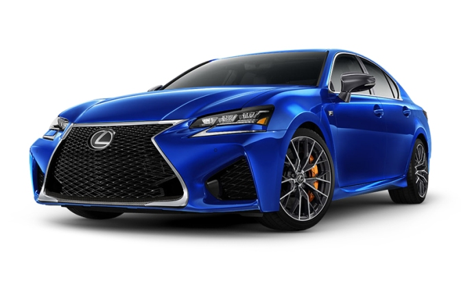 Lexus GS-F – editorial