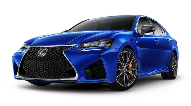 Lexus GS-F – un pic degeaba