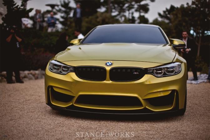 BMW M4 Coupe Concept – Galerie foto