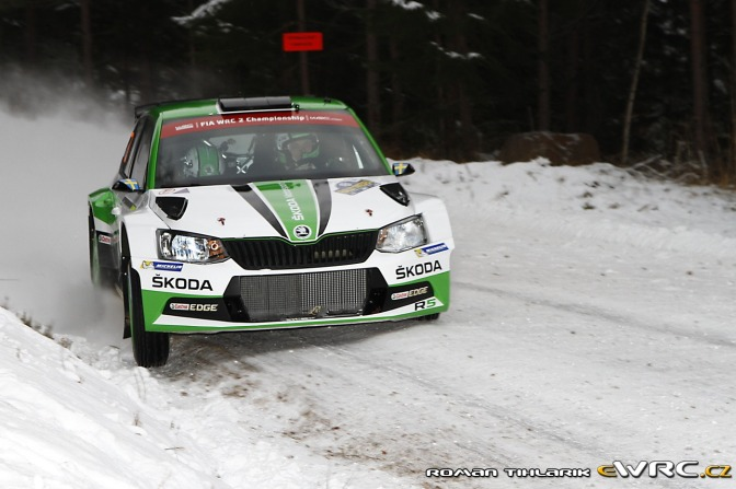 Rezultate ziua 1 Rally Sweden 2017