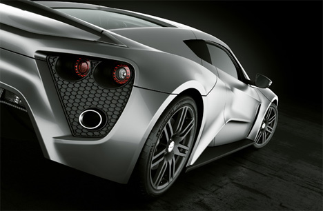 Zenvo ST1 – supercarul danez construit manual
