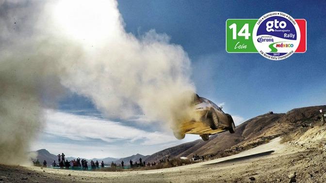Urmatoarea etapa din WRC – Rally Guanajuato Mexico