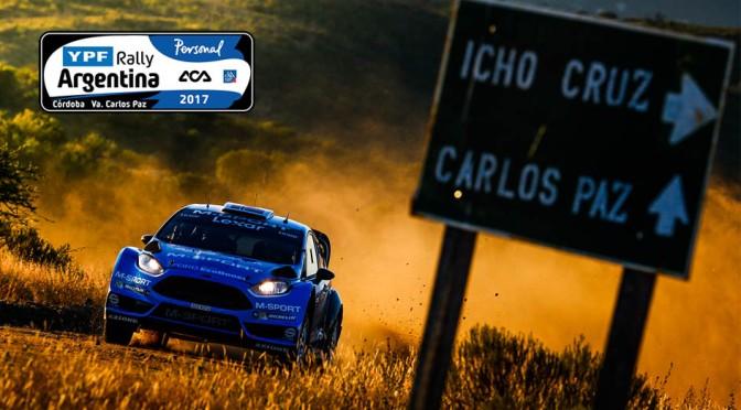 Urmatoarea etapa din WRC – Rally Argentina
