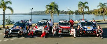 Rezultate finale YPF Rally Argentina 2017