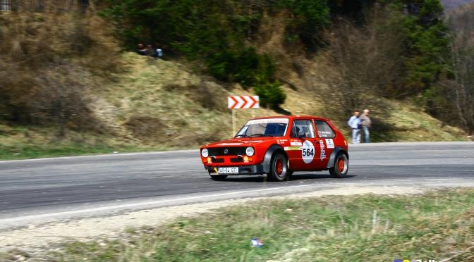 Rezultate finale Tess Rally Brasov 2017