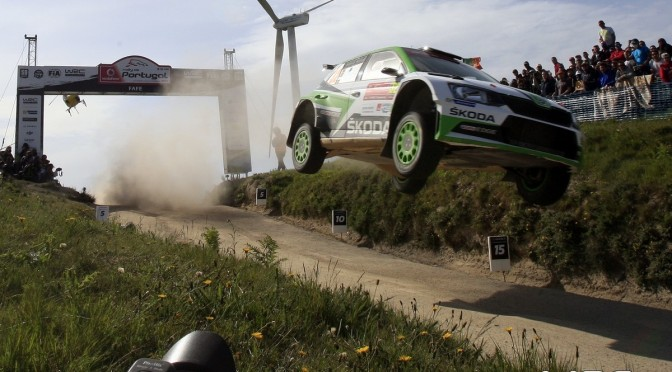 Rezultate Vodafone Rally de Portugal 2017
