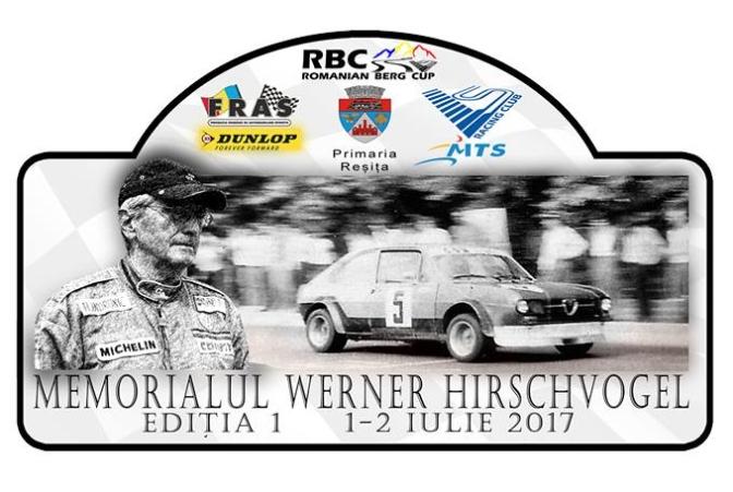 Memorialul Werner Hirschvogel – Campionatul National de Viteza in Coasta 2017