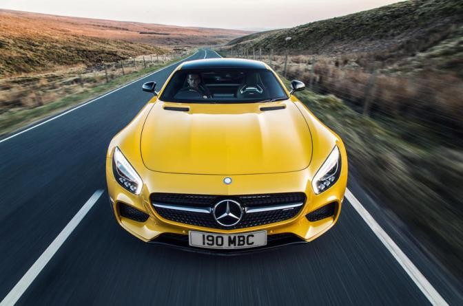 Mercedes AMG GT – merita un review