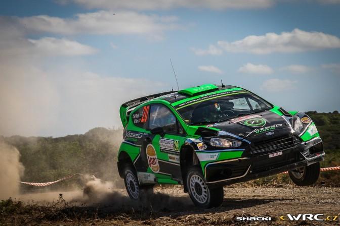 Rezultate Rally Italia Sardegna