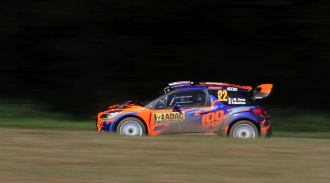 Rezultate finale ADAC Rally Deutschland 2017