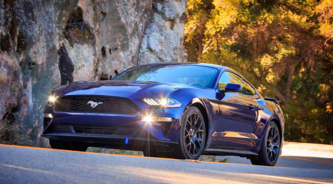 Ford Mustang 2018 – facelift si cateva upgradeuri