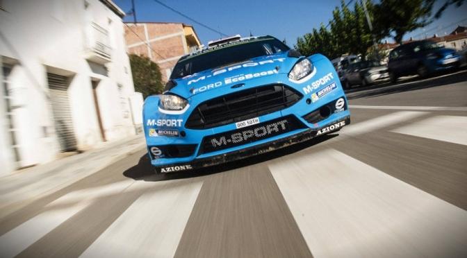 Urmatoarea etapa din WRC – Rally RACC Spania