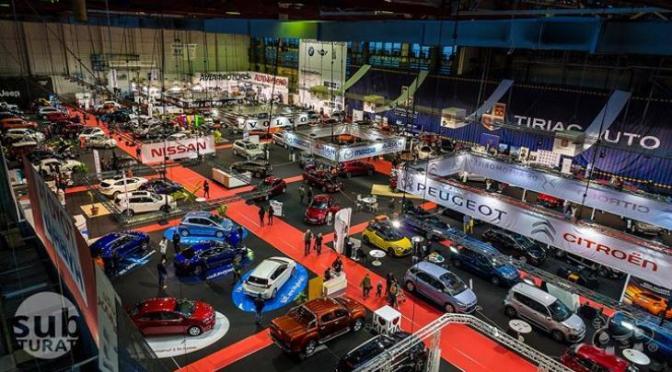 Salonul Auto Bucuresti – 4-12 noi 2017