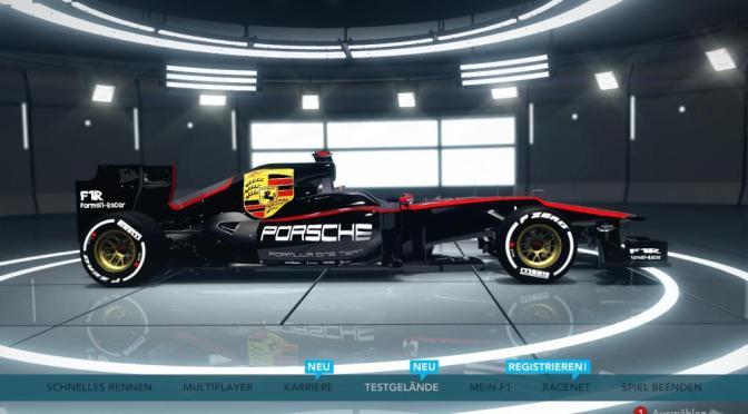 Porsche s-ar putea intoarce in F1