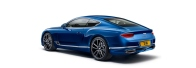 New Continental GT rear three quarter full exterior 1920x670