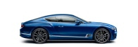 New Continental GT right facing profile studio 1920x670
