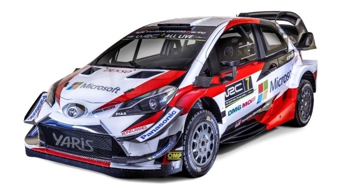 Toyota Yaris WRC – Specificatii