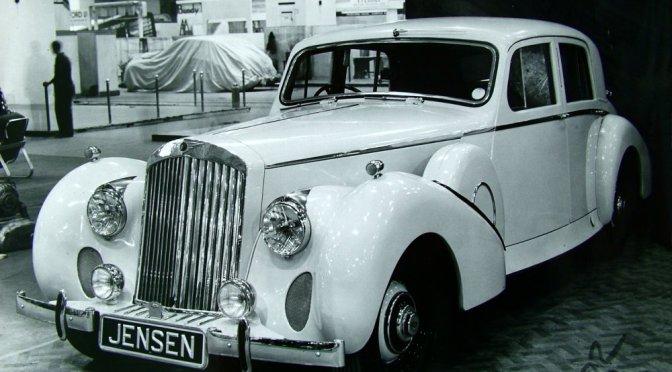 Jensen Motors – povestea unui constructor