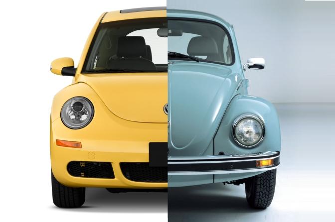 VW New Beetle – Simpatic, iconic, dar inutil – editorial