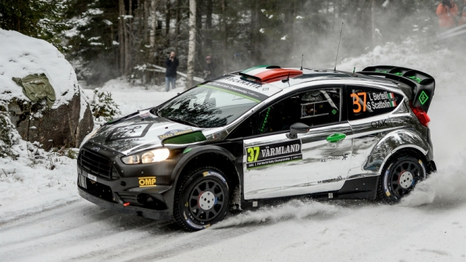 Lorenzo Bertelli s-a retras din Rally Sweden