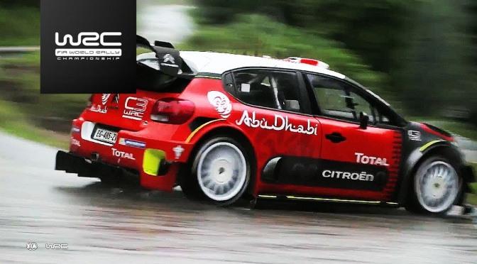 Sebastien Loeb lauda modificarile aduse de Citroen C3 WRC