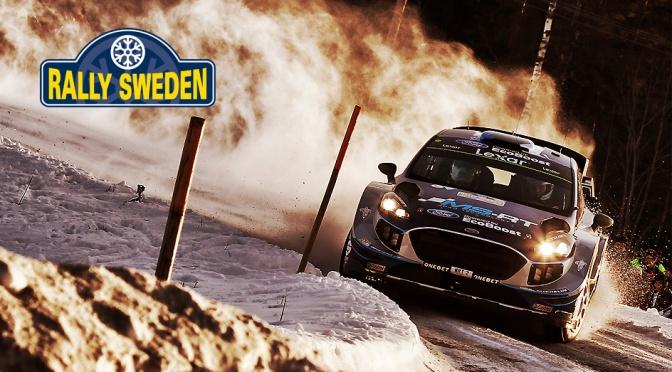 Urmatoarea etapa din WRC – Rally Sweden