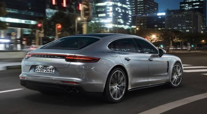 Porsche Panamera 2018 – o noua poveste