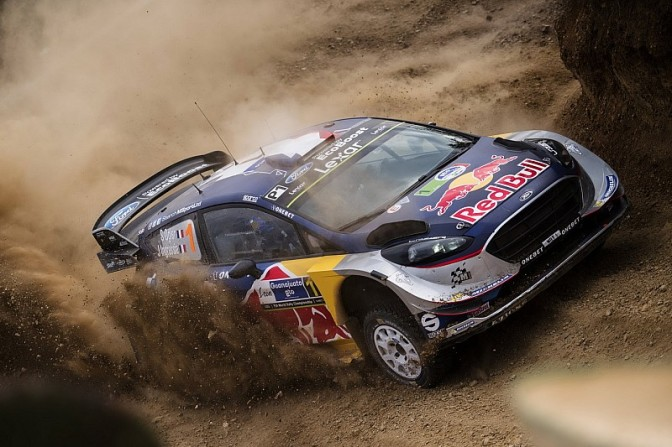 Castigatorul Rally Mexico – Ogier are o latura sensibila