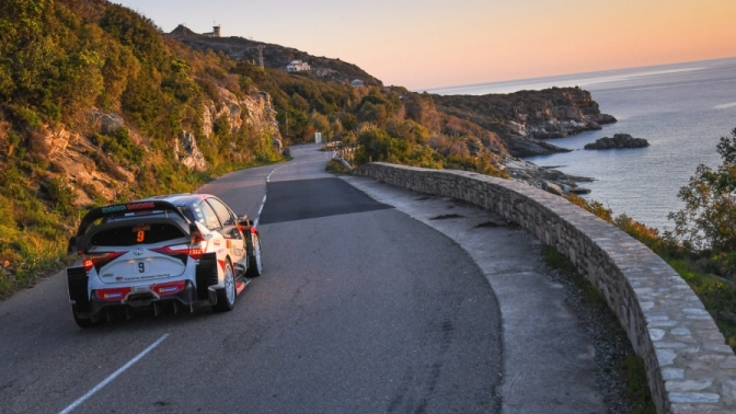 Rezultate WRC Tour de Corse 2018