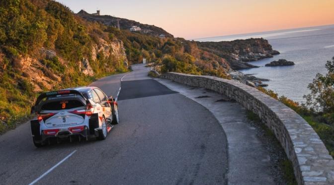 Urmatoarea etapa din WRC – Rally Italia Sardegna va avea loc weekendul acesta