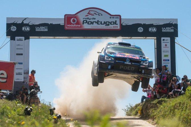 Urmatoarea etapa din WRC – Rally Vodafone de Portugal