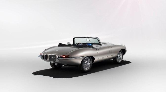 Jaguar anunta cea mai buna stire a anului – E-Type se intoarce