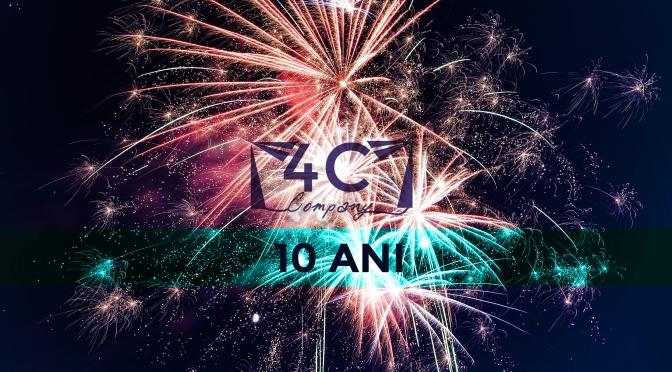 4C Company implineste 10 ani de activitate in Craiova – si ii sarbatoreste cu deschiderea unui nou centru de inchirieri auto in Pitesti