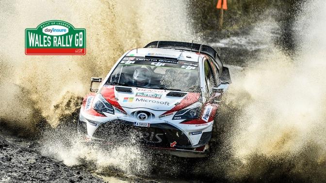 Urmatoarea etapa din WRC – Dayinsure Wales Rally GB va avea loc weekendul acesta
