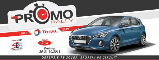 Promo Rally Total 2018 – etapa II