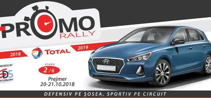 Promo Rally Total 2018 – etapa II