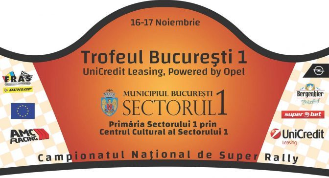 Trofeul Bucuresti 1- UniCredit Leasing Powered By Opel