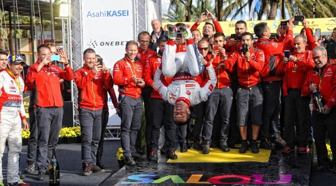 RallyRACC Catalunya – Rezultate finale