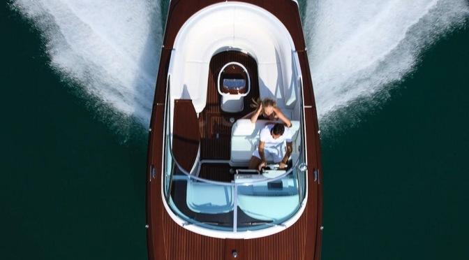 Cele mai frumoase constructii pe apa din toate timpurile: barcile Riva.