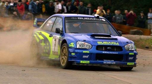 Subaru se intoarce in WRC?