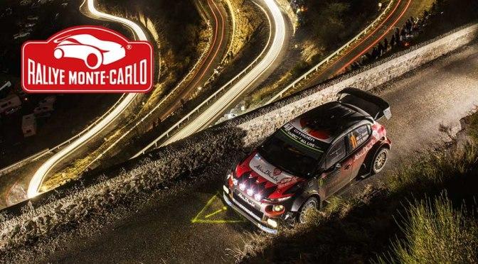 Prima etapa din WRC 2019 – Raliul Monte Carlo