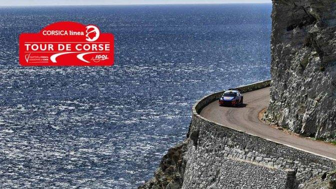 Urmatoarea etapa din WRC – Tour de Corse 2019