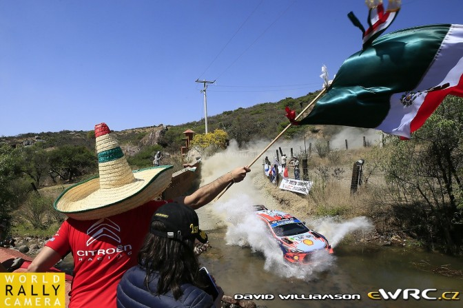 Ogier castiga Rally Guanajuato Mexico – Rezultate finale