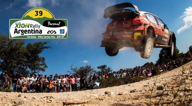 Urmatoarea etapa din WRC – Xion Rally Argentina