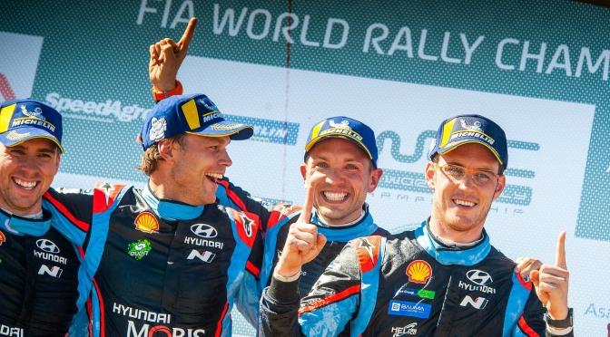 Neuville castiga XION Rally Argentina – clasamente finale