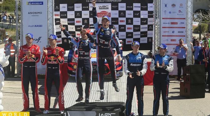 Neuville castiga Tour de Corse – Rezultate finale WRC 2019