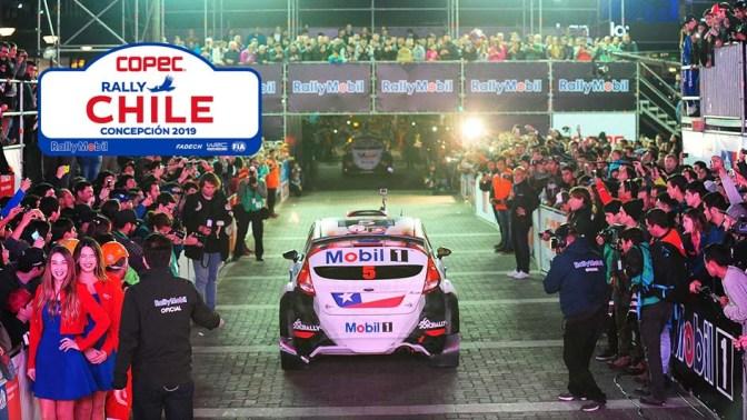 Urmatoarea etapa din WRC – Copec Rally Chile