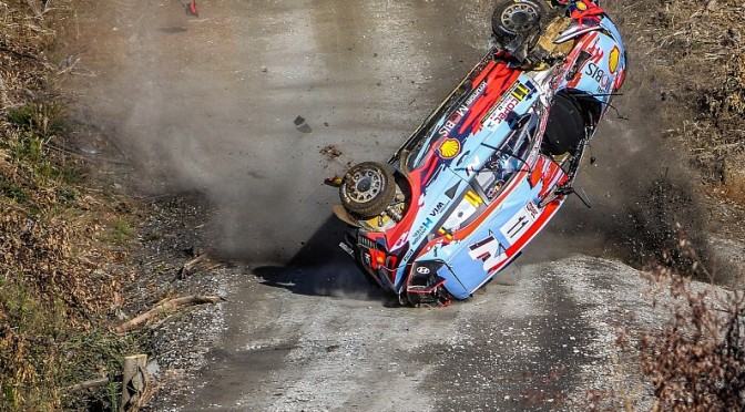 Victorie pentru Tanak in Chile, Neuville revine dupa accident – Rezultate finale Copec Rally Chile 2019